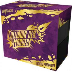 Keyforge - Collision des Mondes - Boite Premium
