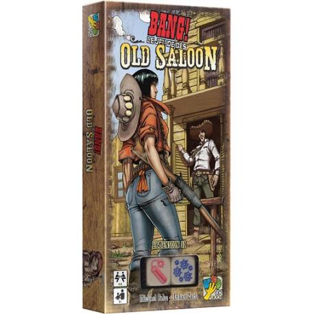 Bang ! le jeu de dés - Old Saloon