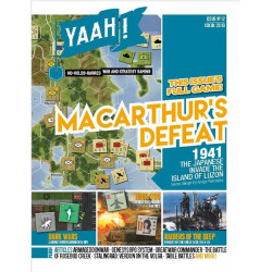 Yaah! Magazine issue 12 : Macarthur's Defeat