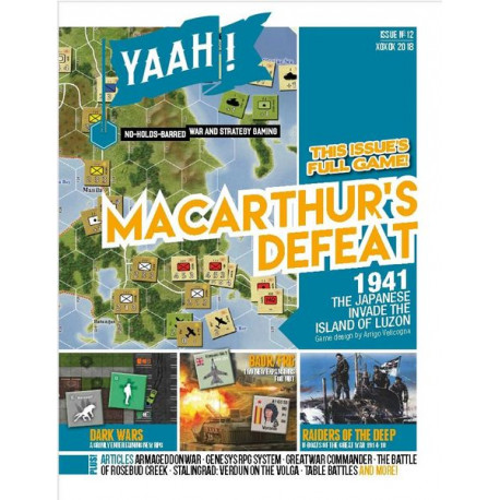 Yaah! Magazine issue 12 : Macarthur's Defeat