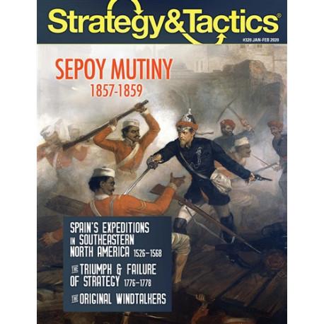 Strategy & Tactics 320 : Sepoy Mutiny