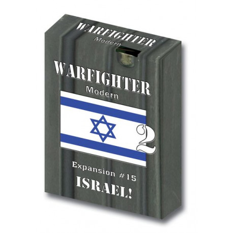 Warfighter Modern - Israel 2 - Exp 15
