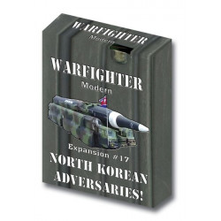 Warfighter Modern - North Korean Adversaries - Exp 17