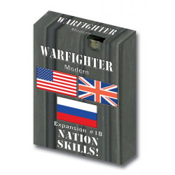 Warfighter Modern - Nation Skills - Exp 18