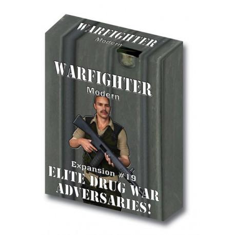 Warfighter Modern - Elite Drug War Adversaries - Exp 19