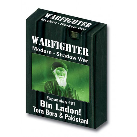 Warfighter Modern - Bin Laden - Exp 21