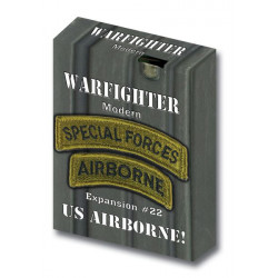 Warfighter Modern - US Airborne - Exp 22