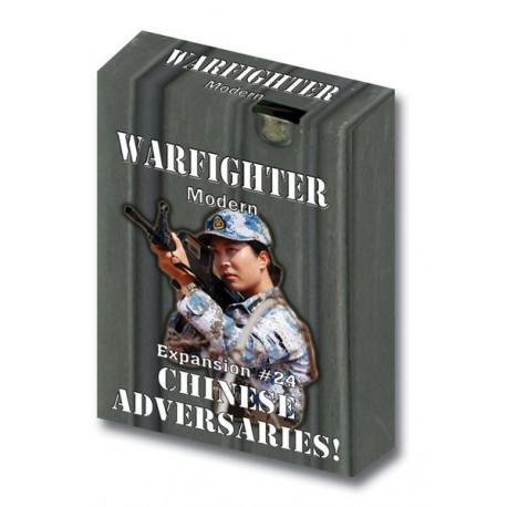 Warfighter Modern - Chinese Adversaries - Exp 24