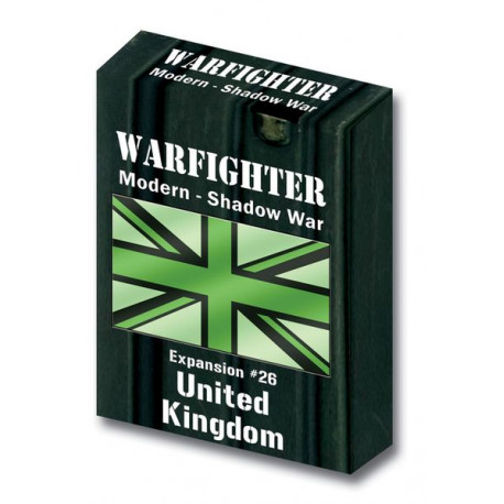 Warfighter Shadow War - United Kingdom - Exp 26