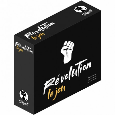 Revolution, le jeu - French version