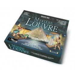 Escape Box : mystère au Musée du Louvre