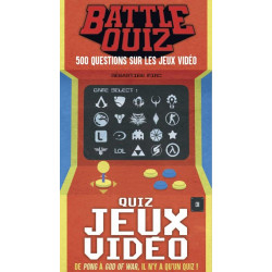 Battle Quiz : Jeux Vidéo - French version