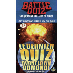 Battle Quiz : Le dernier quiz avant la fin du monde - French version