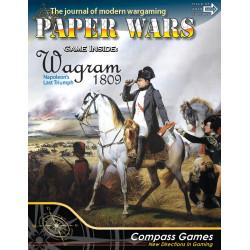 Paper Wars 93 - Wagram 1809