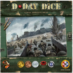 D-Day Dice - 2nd edition