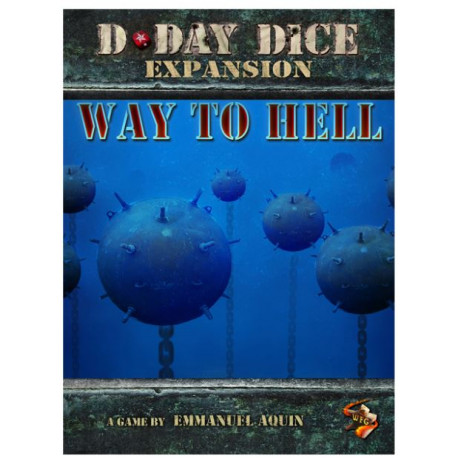 D-Day Dice Way to Hell