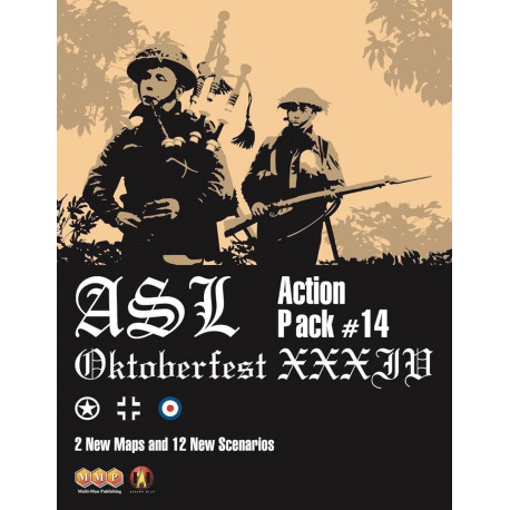 ASL Action Pack 14 - Oktoberfest XXXIV