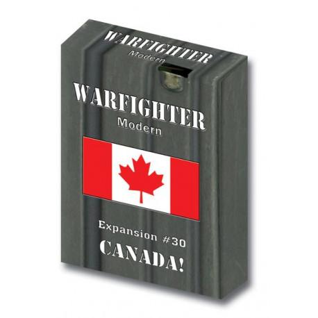 Warfighter Modern -Canada - Exp 30