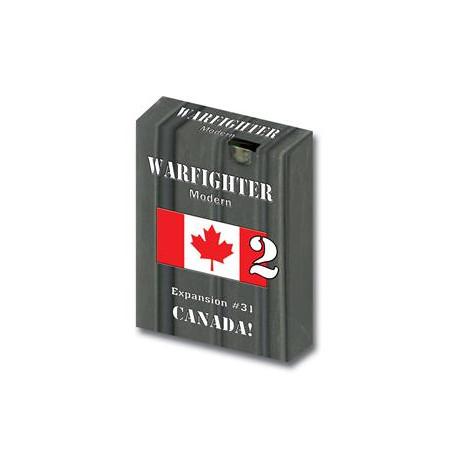 Warfighter Modern -Canada 2 - Exp 31