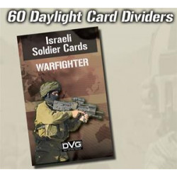 Boite de Warfighter Modern - Daytime Card Dividers - Exp 34