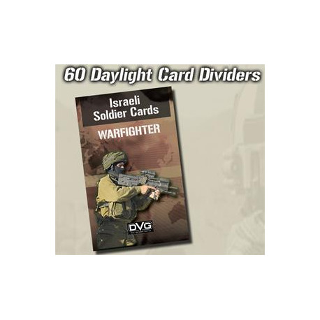 Warfighter Modern - Daytime Card Dividers - Exp 34