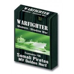 Boite de Warfighter Modern - Shadow War MV Golden Nori - Exp 36