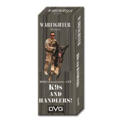 Warfighter Modern - K9 & Handlers- Exp 37
