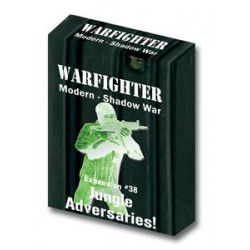 Boite de Warfighter Modern - Shadow War Jungle Adversaries - Exp 38
