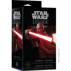 Star Wars Legion - Comte Dooku