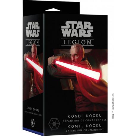 Star Wars Legion - Comte Dooku