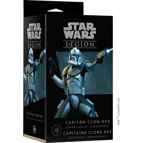 Star Wars Legion - Capitaine Clone Rex