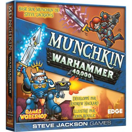 Munchkin Warhammer 40000