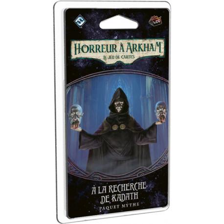 Horreur à Arkham LCG - a la recherche de Kadath
