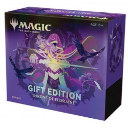 MTG : Coffret Throne of Eldraine Bundle Gift