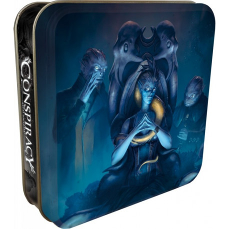 Conspiracy, Abyss Universe (blue box) - French version