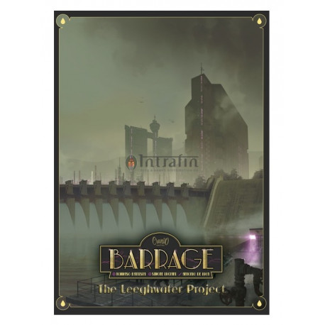 Barrage : le Projet Leeghwater - French version