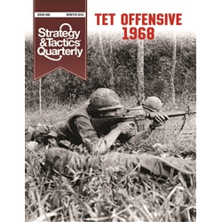 Strategy & Tactics Quarterly n°8 - Tet Offensive