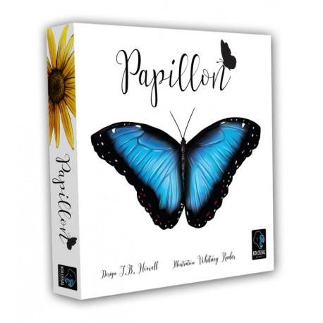 Papillon - Kickstarter Greenhouse Pledge Level