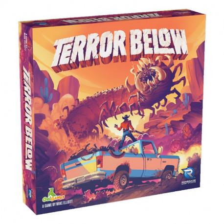 Terror Below - le jeu de plateau