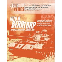 Against the Odds 10 : Into a Bear Trap Chechnya 1995