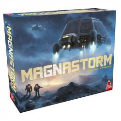 Magnastorm - Le Jeu de Plateau