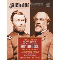 Against the Odds 19 : Not War but Murder