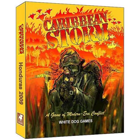 Caribbean Storm: Honduras 2009
