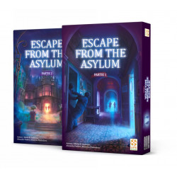 Escape from the Asylum - French version