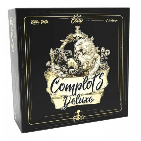 Complots Deluxe - French version