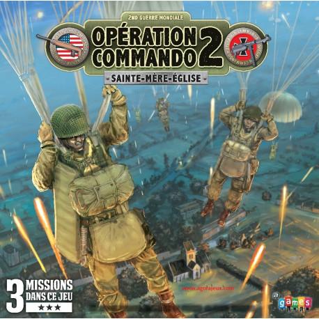 Opération Commando 2 : Sainte-Mère-Église