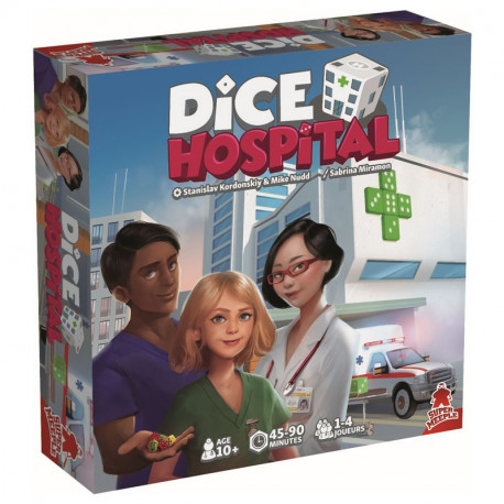 Dice Hospital - French version