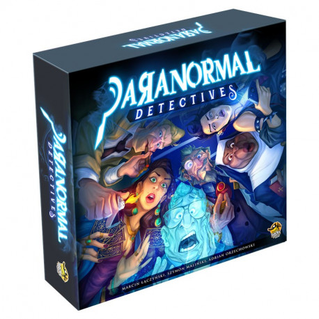 Paranormal Detectives - French version