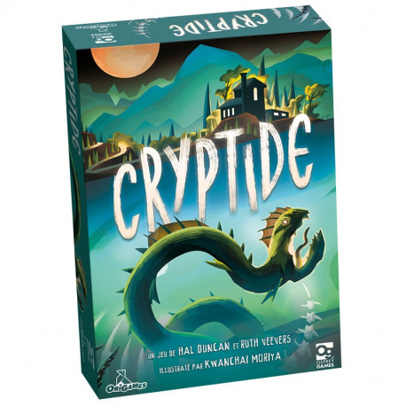 Cryptide - French version