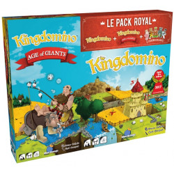 Boite de Kingdomino - Le pack royal